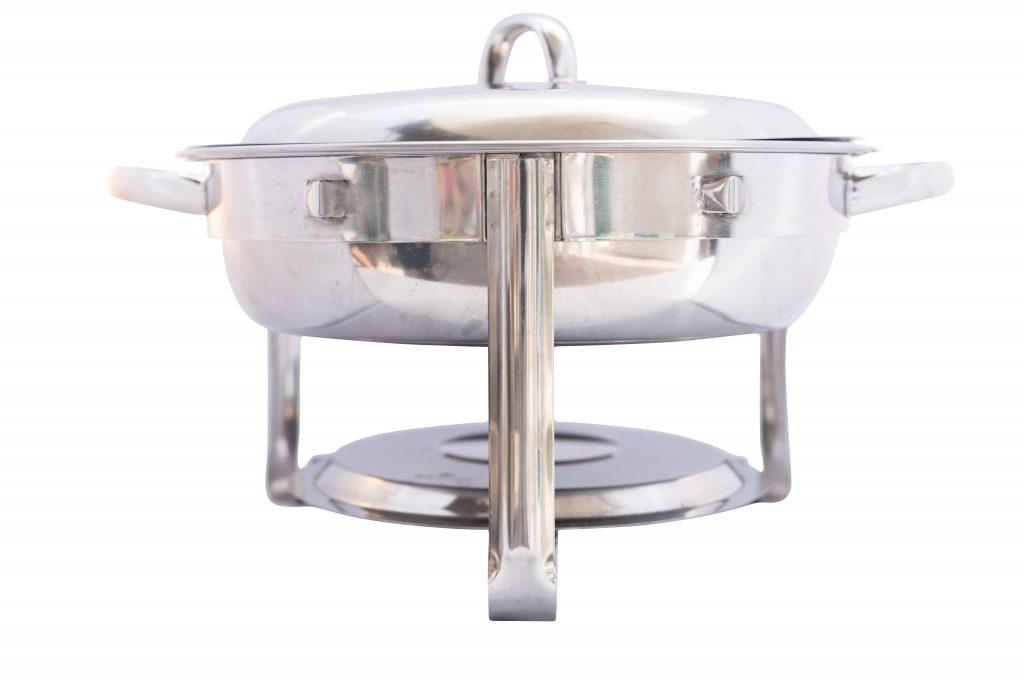 Chafing Dishes Round Bs19