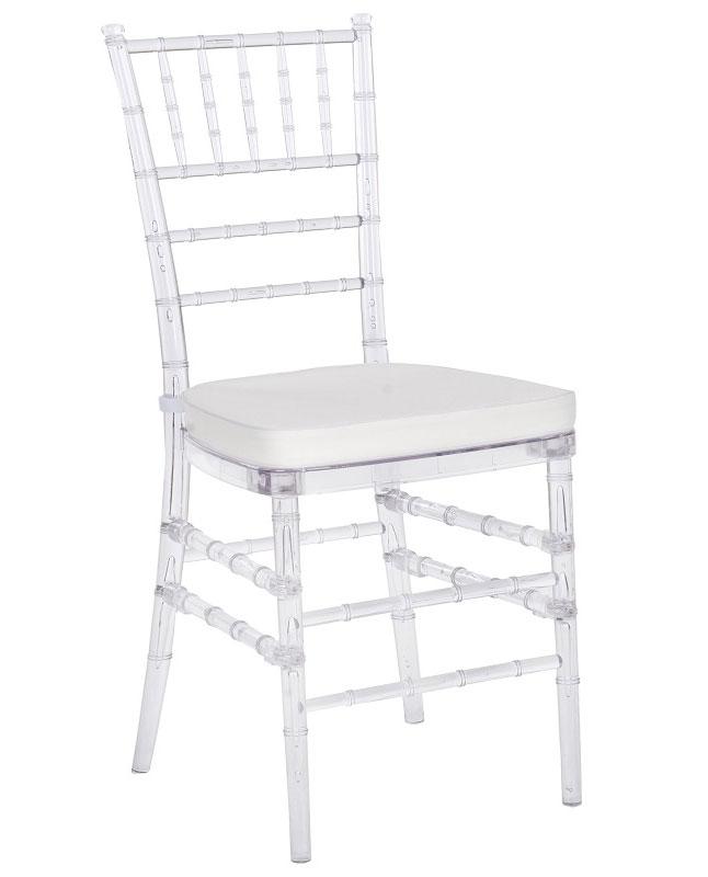 Clear Chivari Chair
