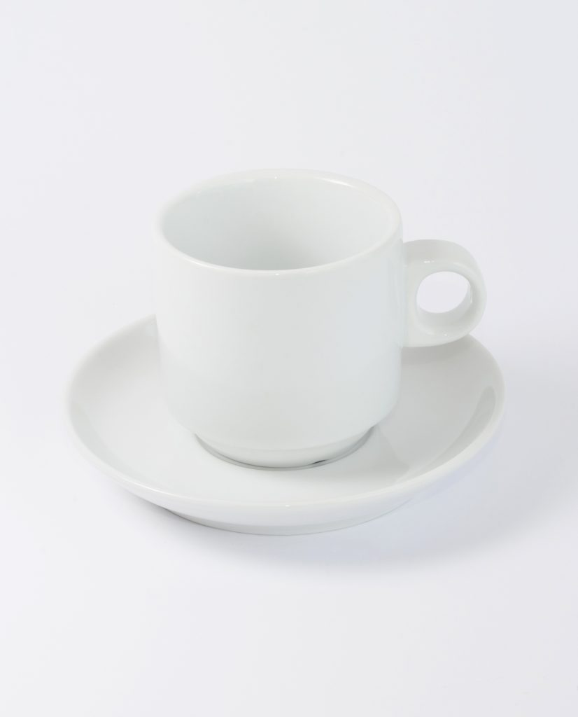 Coffe Cup Saucer Vj20