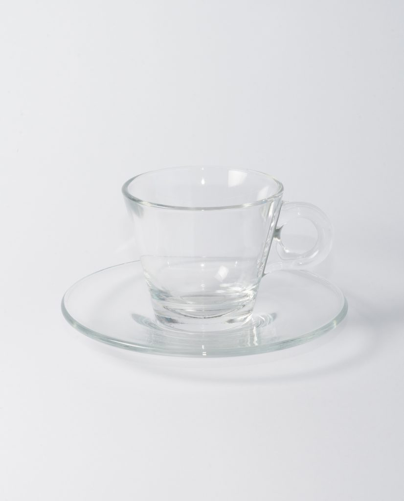 Coffe Cup Saucer Vj20 12cl