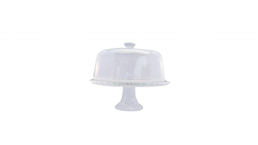Glass Cake Stand Ck09