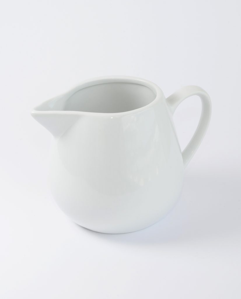 Milk Ceramic Jug 500cl Vj21