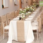 Original Hessian Table Runner
