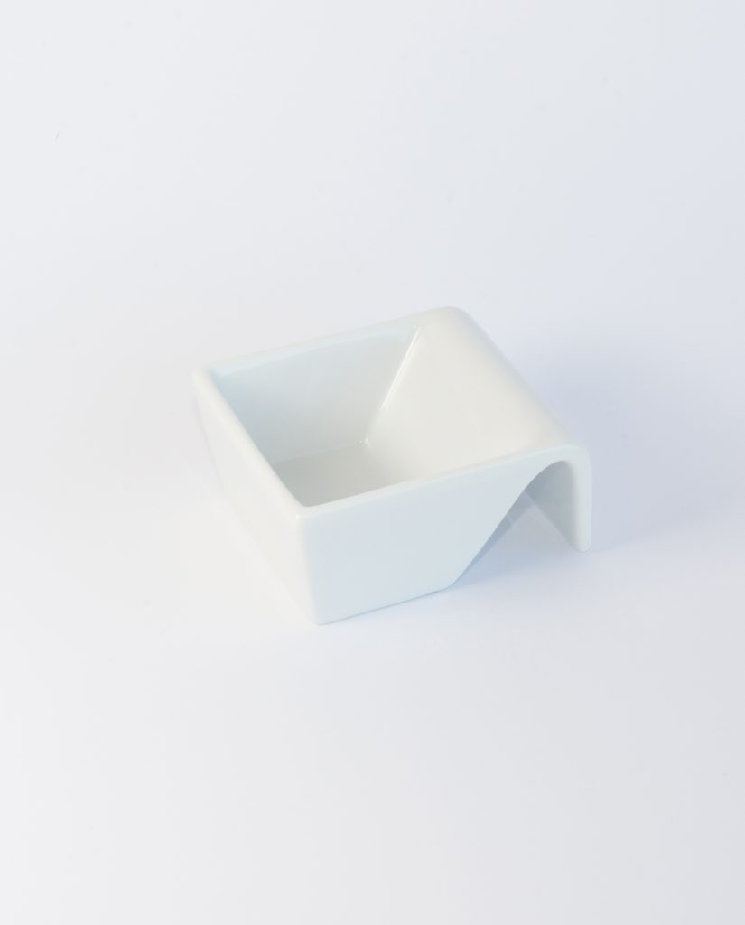 Ramekin Square With Handle