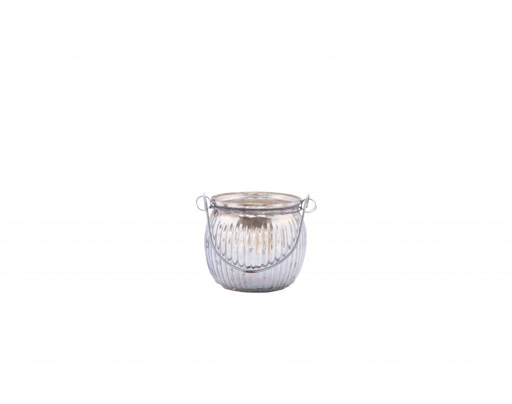 Silver Hanging Lantern Dl02