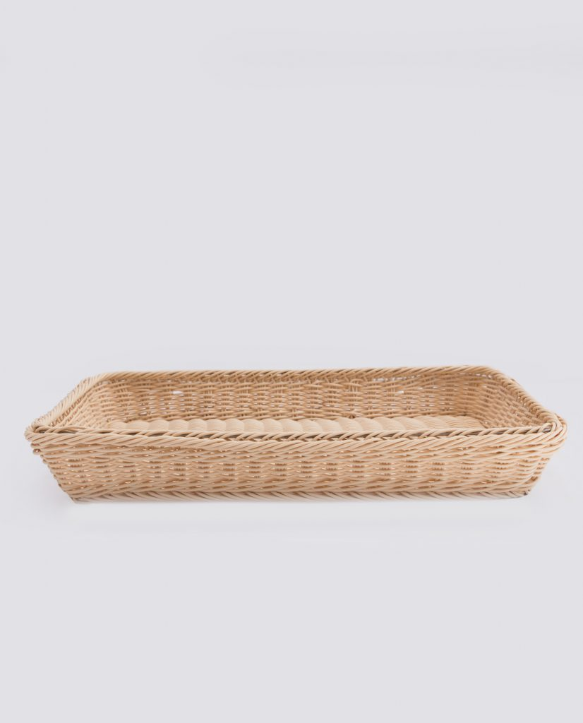 Wicker Basket 30x50cm Bs22