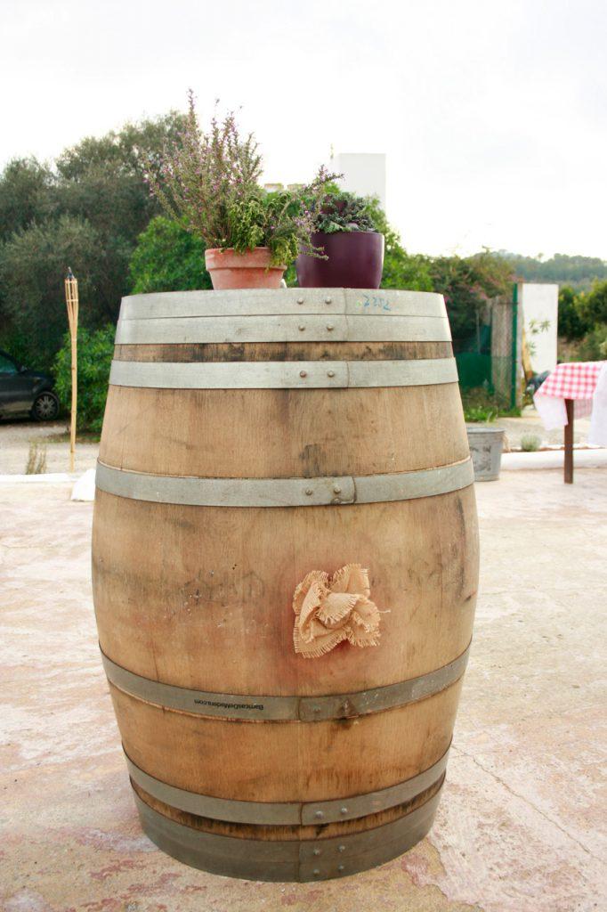 Wine Barrel Ft06
