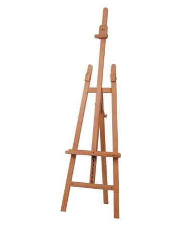 Easel Large Rustic